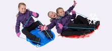 Special Offer on sledges for Kids (big and small!)