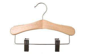 baby wooden hangers