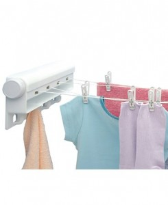Retractable Indoor Clothes Line