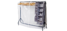 Best Selling Clear Clothes Rail Covers Back In Stock!