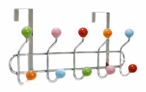 overdoor coat rack