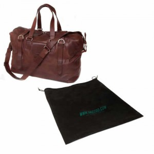 Luxury Leather Travel Bag