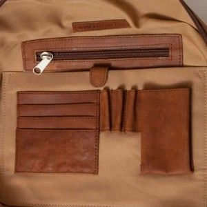 Deluxe Leather Bag