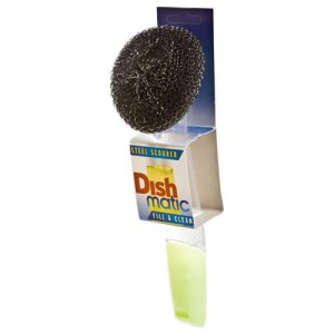 Dishmatic Scourer Washing up Liquid Dispenser