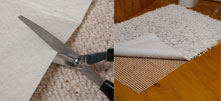 Rug Grippers & Hard Floor, Carpet Grippers. Get A Grip!