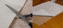 Rug Grippers & Hard Floor, Carpet Grippers. Get A Grip!