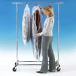 airtight storage bags for clothes