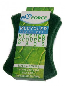 recycled scourers