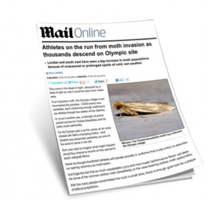 moth deterrents in mail