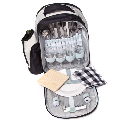 insulated picnic backpack