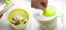 The Most Versatile Salad Spinner Out There!