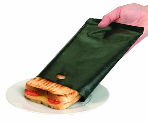 Update from yesterday - an additional benefit to Toastabags for all you coeliacs!