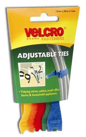Velcro Adjustable Ties