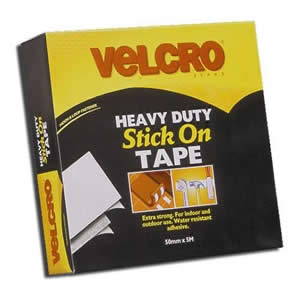 Velcro Heavy Duty Stick on Tape