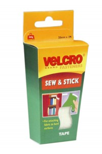 Velcro Sew and Stick Tape