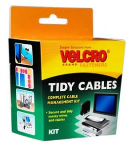 Velcro Tidy Cables