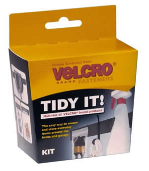 Velcro Tidy It Kit
