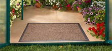 A Washable Doormat To Keep Out The Dirt!