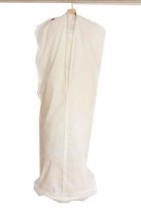 cloth bag to store wedding dress