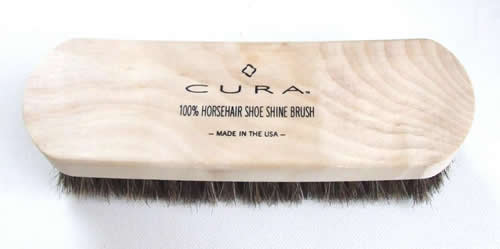 Woodlore Shoe Brush